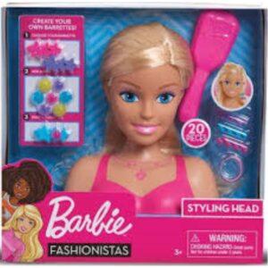 Κεφάλι ομορφιάς Barbie [BAR28000]