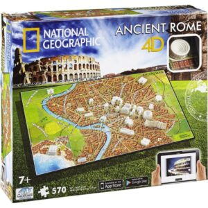 Puzzle 4D ρώμη [61004]