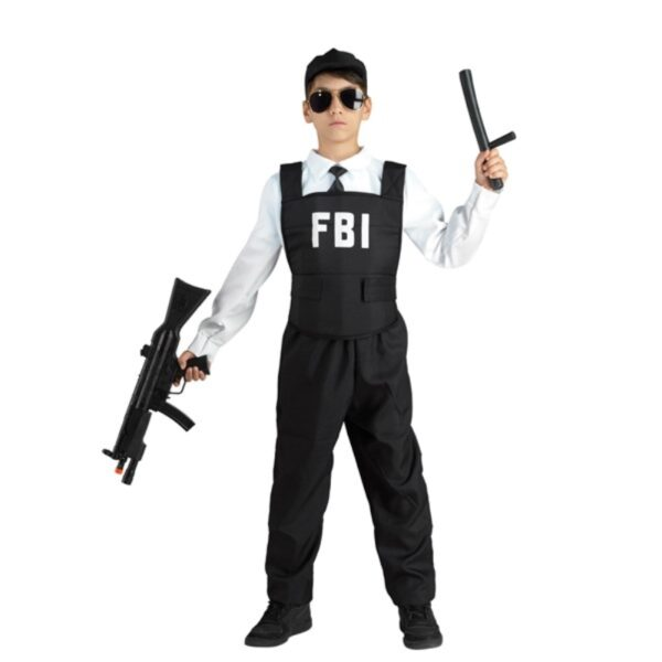 ΣΤΟΛΗ FBI AGENT N6 [01206]