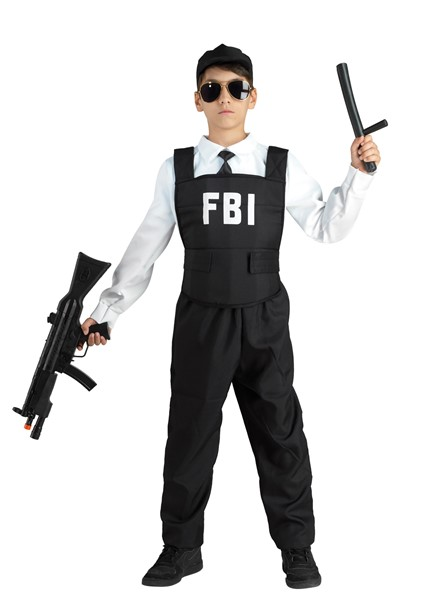 ΣΤΟΛΗ FBI AGENT N10 [01210]