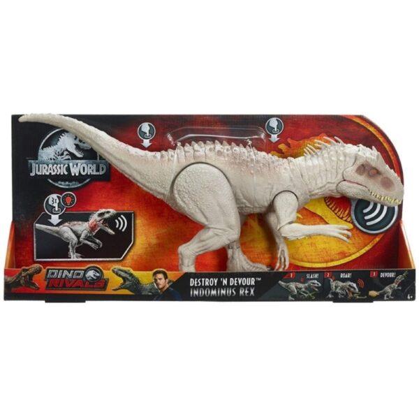 Indominus Rex με ήχους & κίνηση [GCT95]