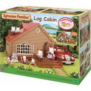 SYLVANIAN FAMILIES LOG CABIN [030259]