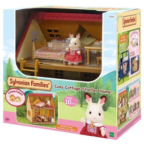 SYLVANIAN FAMILIES COSY COTTAGE STARTER HOME [030257]