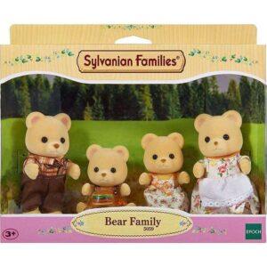 SYLVANIAN FAMILIES BEAR FAMILY [030276]