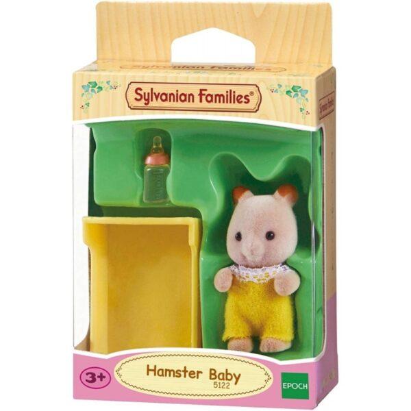SYLVANIAN FAMILIES: HAMSTER BABY [5122]