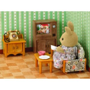 SYLVANIAN FAMILIES: COUNTRY LIVING ROOM SET [5163]