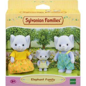 SYLVANIAN FAMILIES - ΟΙΚΟΓΕΝΕΙΑ ELEFANT [5376]