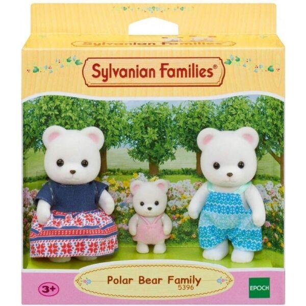 SYLVANIAN FAMILIES - ΟΙΚΟΓΕΝΕΙΑ POLAR BEAR [5396]