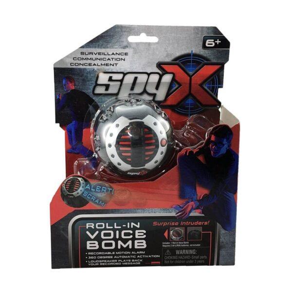 Spy X Roll in Voice Bomb [10525]