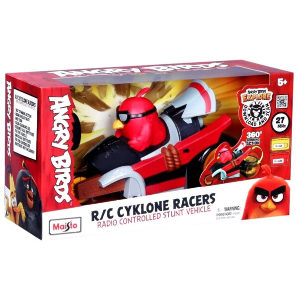 Angry Birds Cyclone Racers [82503R]