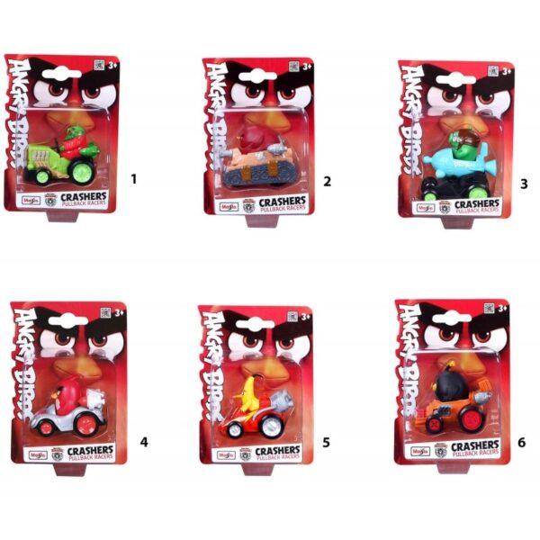 Angry Birds Crashers [23031]
