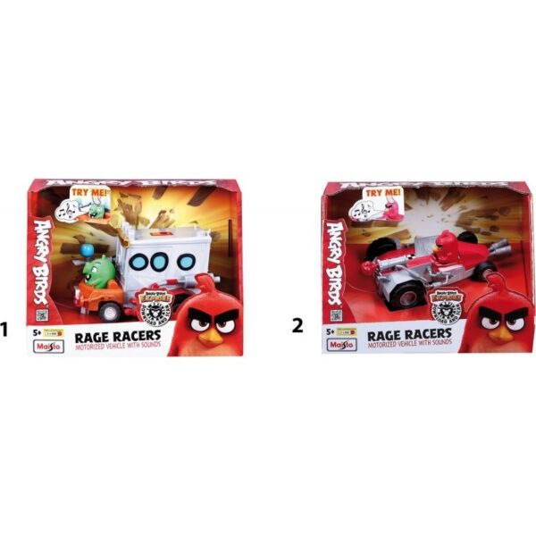Angry Birds Race Racers [82502]