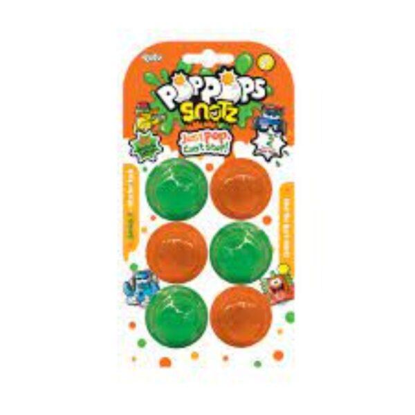 Pop Pops Snotz των 6 [50041]