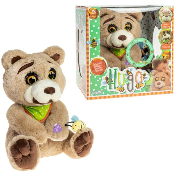 Hugo ο αρκούδος με 3 ιστορίες [BD2012]