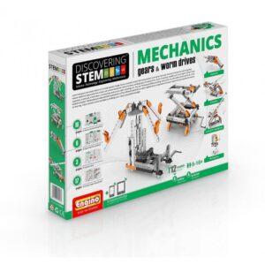 Engino Discovering Stem Mechanics Cears [45/STEM05]