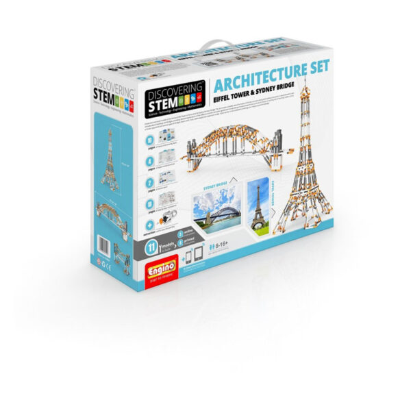 Engino Discovering Stem Eiffel - Sydney [45/STEM55]