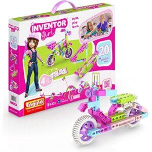 Engino Inventor Girls 5 Models [45/00IG05]