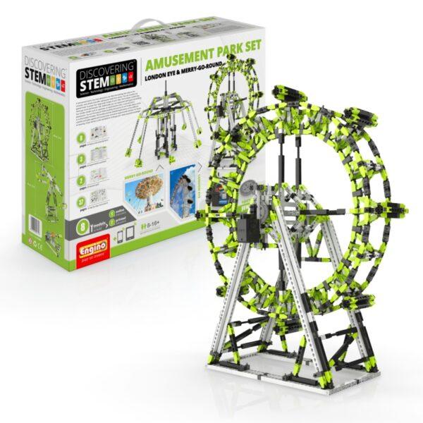 Stem Amusement Park Set: London Eye [45/STEM56]