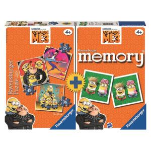 Memory & 3 Puzzle απαισιοτατος 3 [21309]