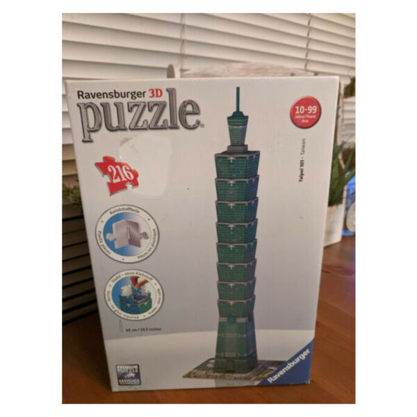 3D Puzzle Taiwan [5586]