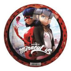 Μπάλα 230mm Miraculous Ladybug [50807]