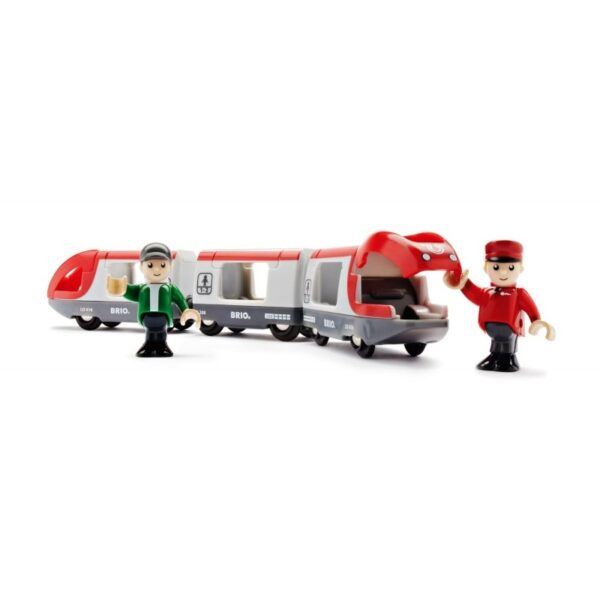 Επιβατικό τρένο [33505]