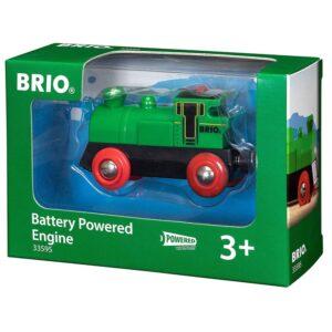 Μικρή ατμομηχανή μπαταρίας [33595]