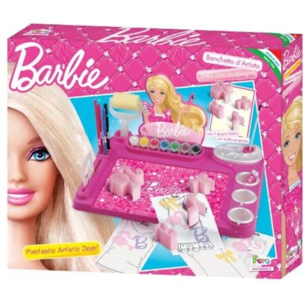 Barbie σετ δημιουργιών με Stencil [6612]