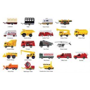 Maisto Fresh Metal City Trucks 1:64 Asst. [15044B]