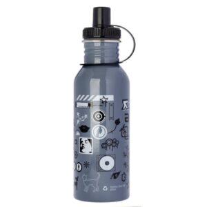 Μεταλλικό μπουκάλι Trends - 600ml [33-BO-1002]