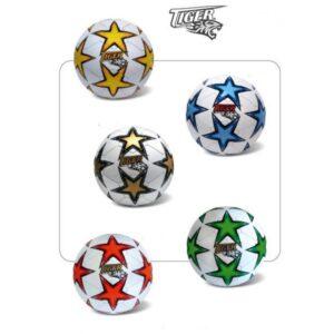 Δερμάτινη μπάλα ποδοσφαίρου Tiger - Αστέρι χρυσό S.3 [35/747]