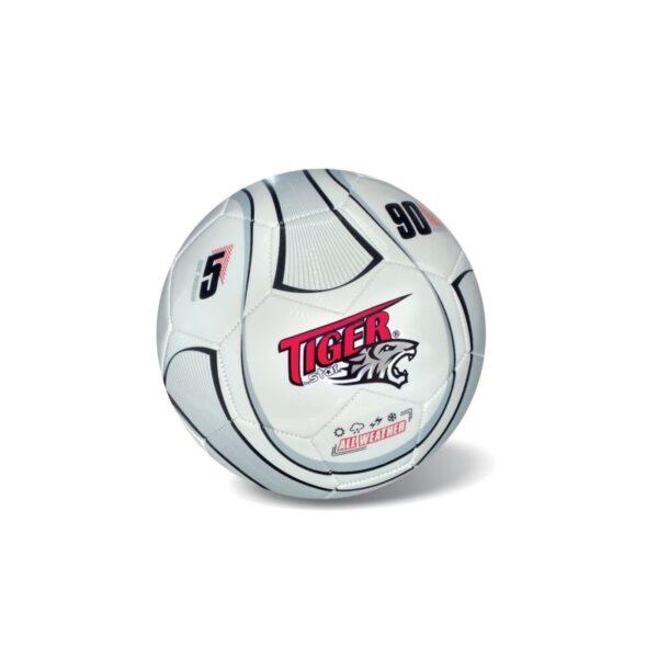 Δερμάτινη μπάλα ποδοσφαίρου X - Pro λευκή S.5 [35/726]