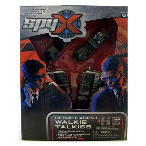 Spyx - Secret Agent Walkie T. [10522]