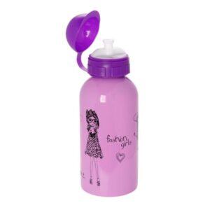 Μεταλλικό μπουκάλι παιδικό 500ml - Fashion [33-BO-2009]