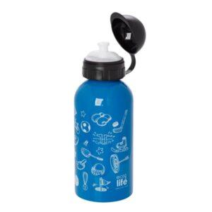 Μεταλλικό μπουκάλι παιδικό 500ml - Sports [33-BO-2010]