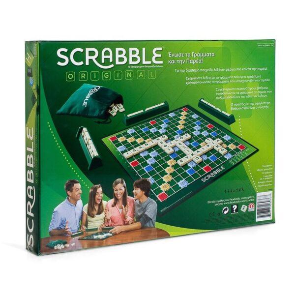 Νέο Scrabble Original [Y9600]