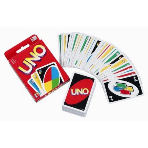 Uno κάρτες [W2087]