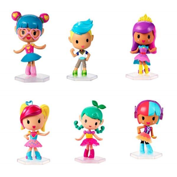 Μίνι κούκλες Barbie Video Game [DTW13]