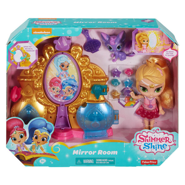 Shimmer & Shine - Σετ παιχνίδι κούκλα [DYV97]
