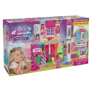 Barbie παραμυθένιο κάστρο [DYX32]