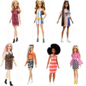 Barbie Fashionistas [FBR37]