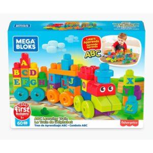 Mega Bloks τρενάκι ABC [DXH35]