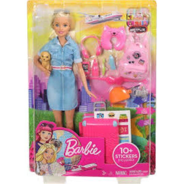 DHA - Barbie έτοιμη για ταξίδι [FWV25]