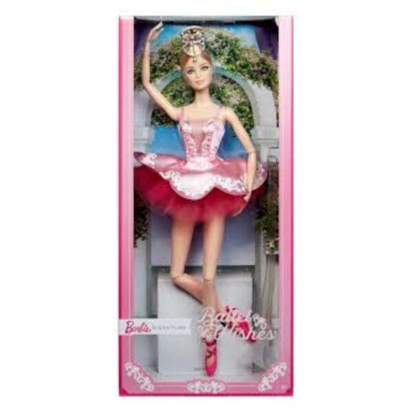 Barbie συλλεκτική μπαλαρίνα [GHT41]