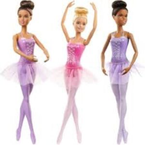 Barbie μπαλαρίνα [GJL58]