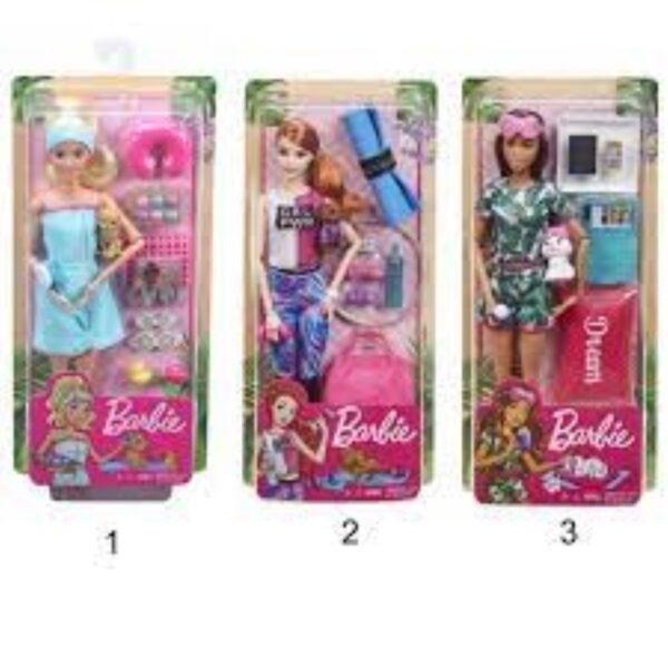 Barbie Wellness - Ημέρα ομορφιάς [GKH73]