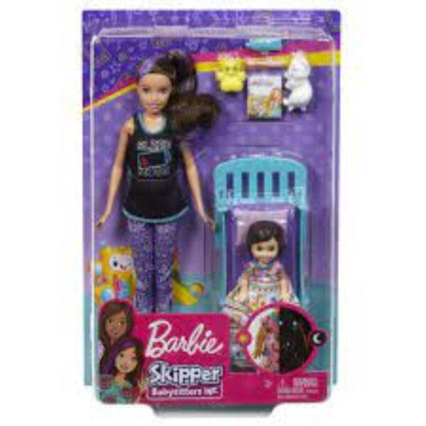 Barbie Babysitters - Ώρα για Ύπνο [GHV88]