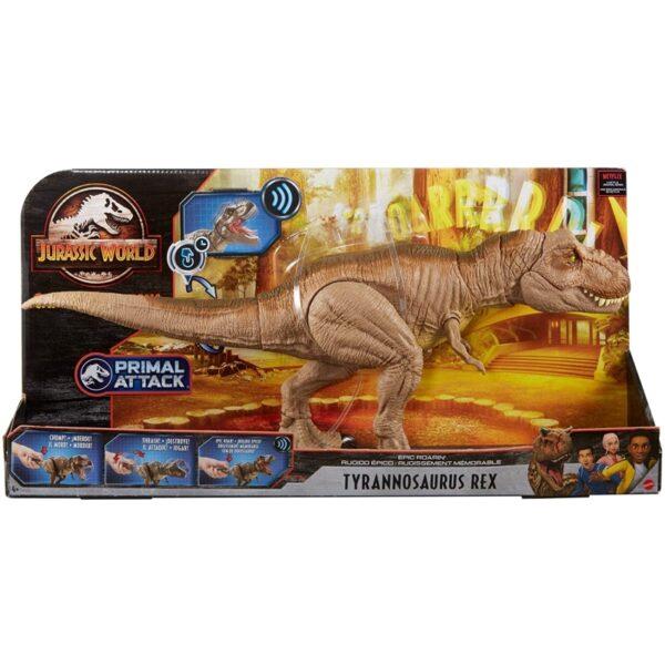 Epic T-Rex με ήχους και κίνηση [GJT60]