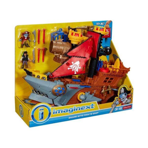 Imaginext πειρατικό καράβι [DHH61]