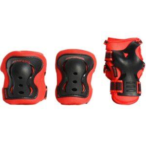 Προστατευτικά παιδικά κόκκινο S [003.10082/S]
